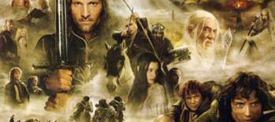 فيلم The Lord of the Rings: The Return of the King سنة 2003