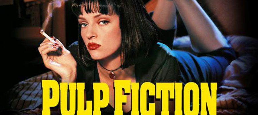 فيلم Pulp Fiction سنة 1994
