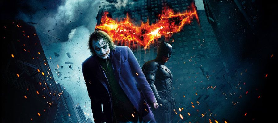فيلم The Dark Knight سنة 2008