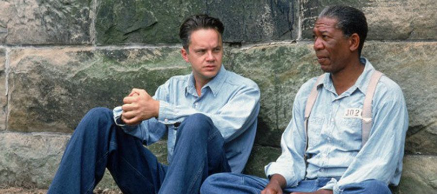 فيلم The Shawshank Redemption سنة 1994