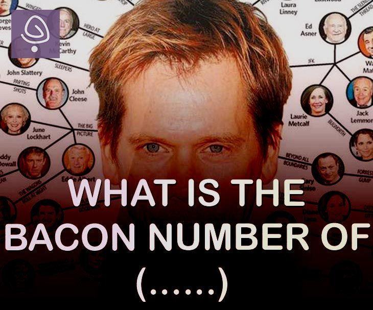 What is the bacon number of (…..)