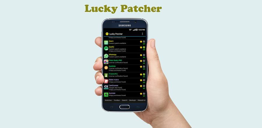 لاكي باتشر Lucky Patcher