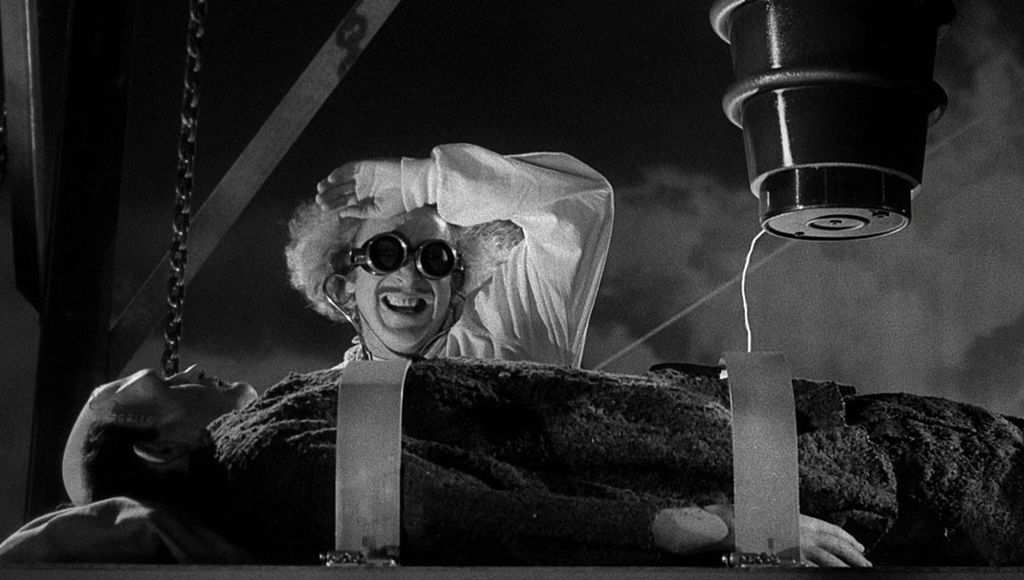 from Young Frankenstein Movie