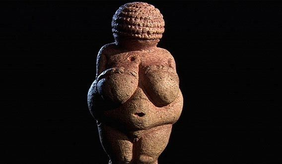 تمثال فينوس ولندورف - The Venus of Willendorf
