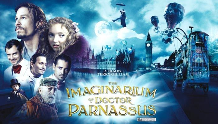 فيلم The Imaginarium of Doctor Parnassius