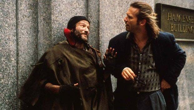 فيلم The Fisher King سنة 1991