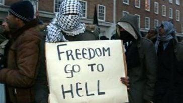 حرية المُعتقد عند المسلمين