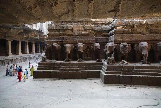 معبد كيلاسا الهندوسي