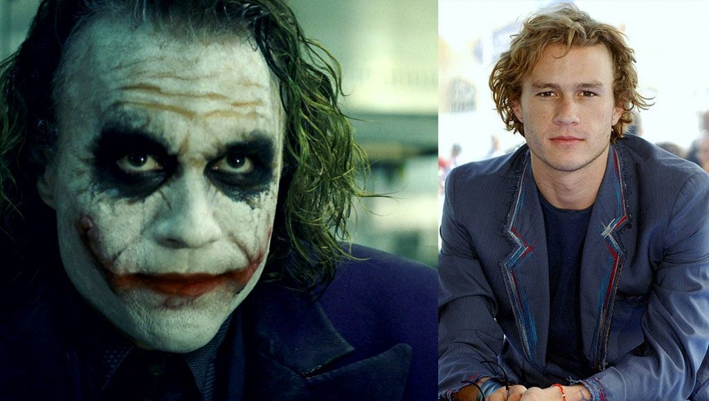 هيث ليدجر - Heath Ledger