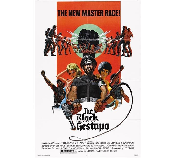 فيلم The Black Gestapo سنة 1975
