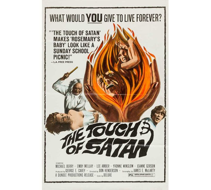 فيلم The Touch of Satan سنة 1971