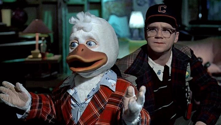 فيلم Howard the Duck سنة 1986