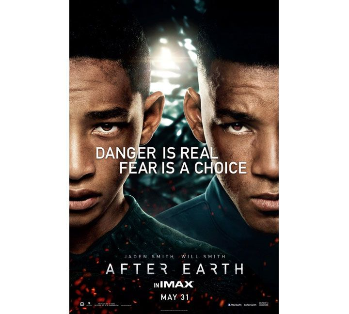 فيلم After Earth سنة 2013