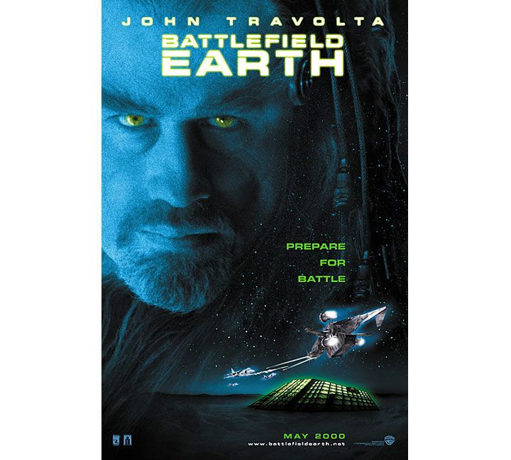 فيلم Battlefield Earth سنة 2000