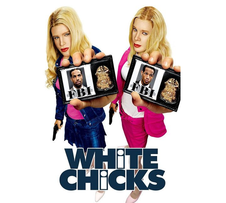فيلم White Chicks سنة 2004