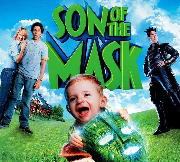 فيلم Son Of The Mask سنة 2005