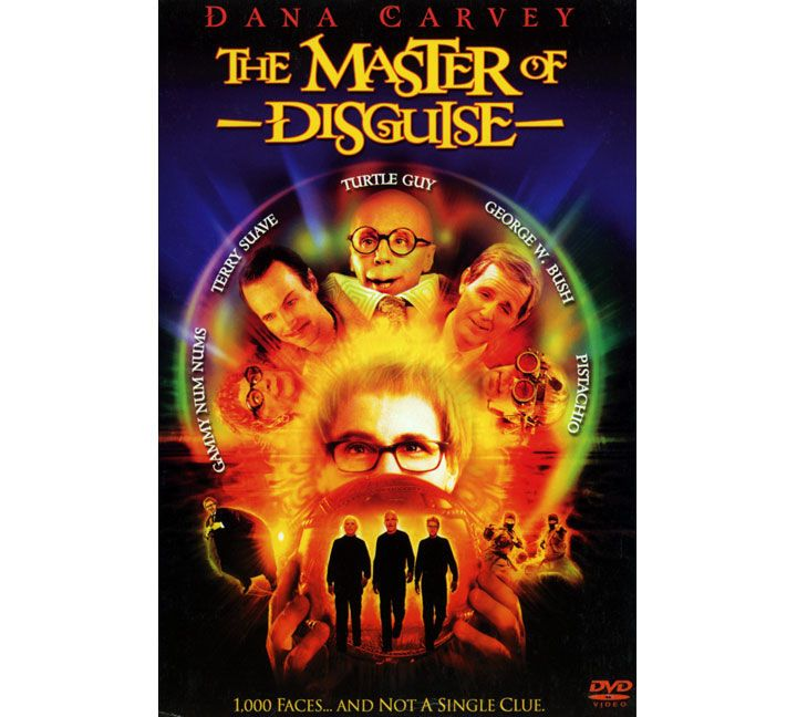 فيلم The Master of Disguise سنة 2002