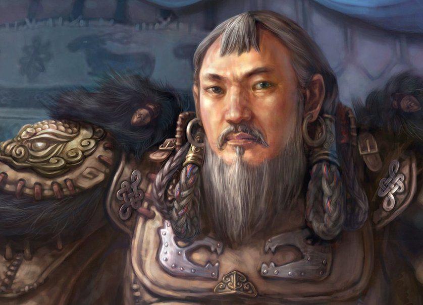 جنكيز خان (Genghis Khan)