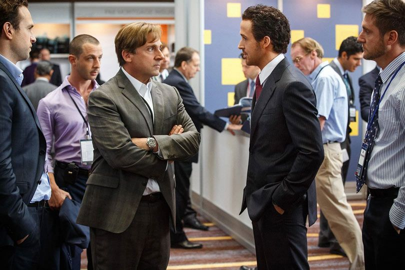 "فيلم ""The Big Short"" سنة (2015)"