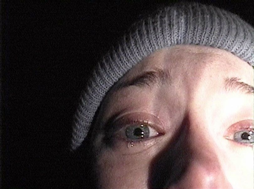 "فيلم ""The Blair Witch Project"" سنة (1999)"