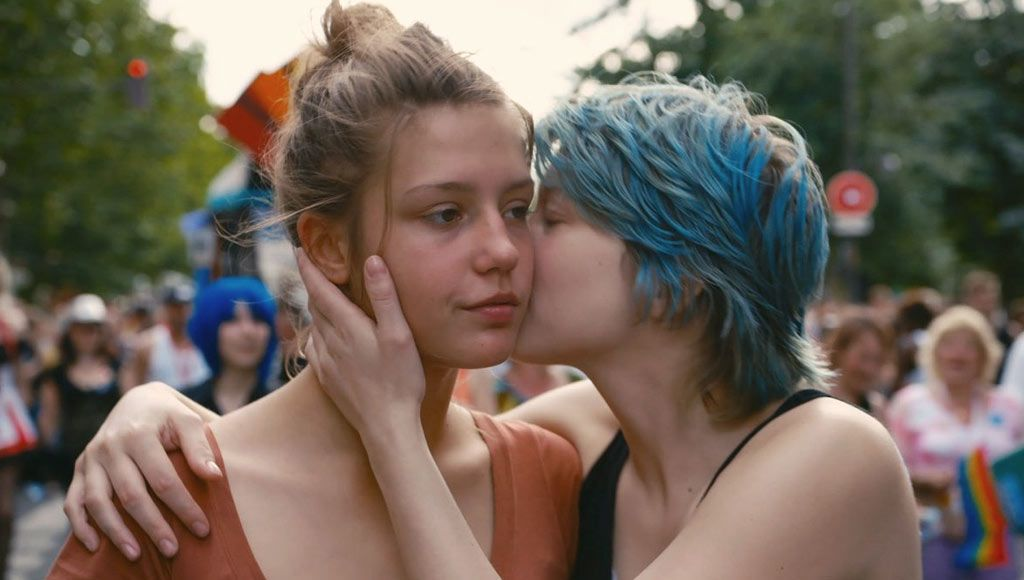 "فيلم ""Blue Is the Warmest Color"" سنة (2013)"