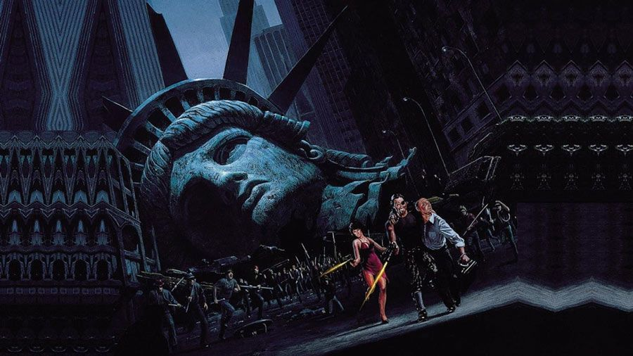 "فيلم ""Escape from New York"" سنة (1981)"