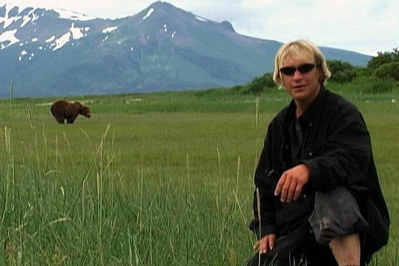 "فيلم ""Grizzly Man"" سنة (2005)"