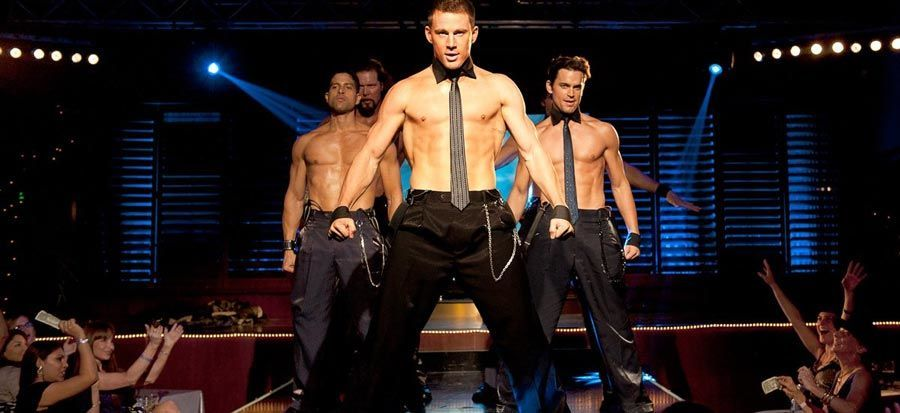 "فيلم ""Magic Mike"" سنة (2012)"