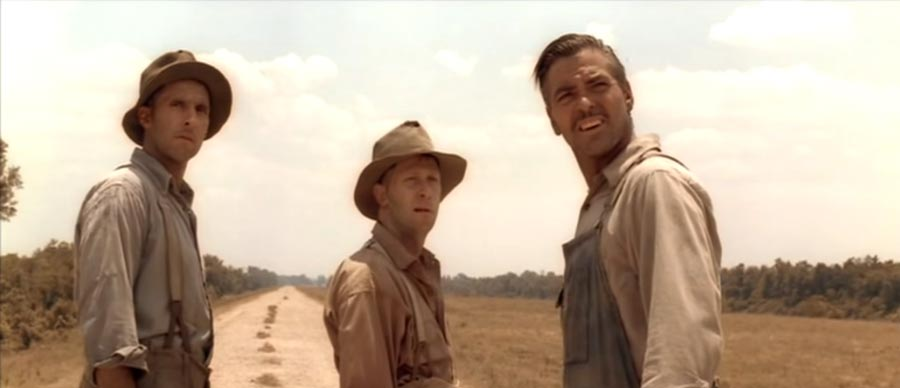 "فيلم ""O Brother, Where Art Thou"" سنة (2000)"