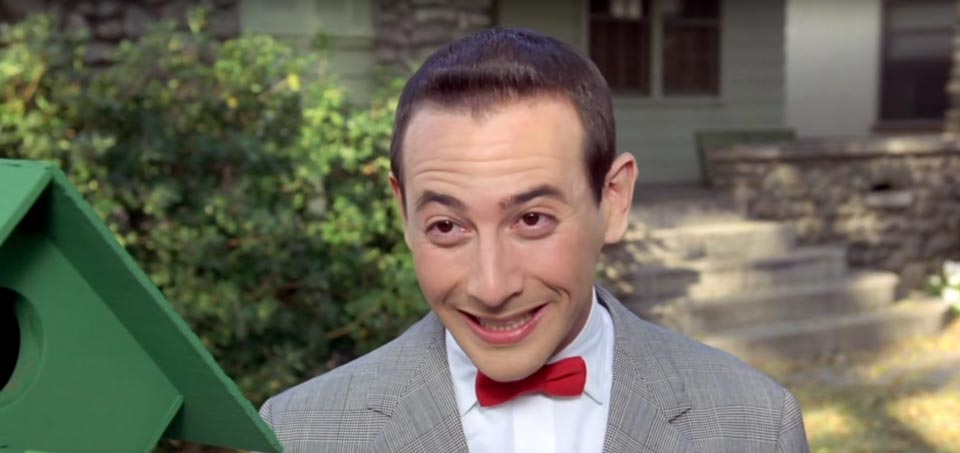 "فيلم ""Pee Wee's Big Adventure"" سنة (1985)"