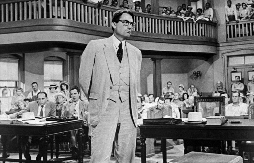 "فيلم ""To Kill a Mockingbird"" سنة (1962)"