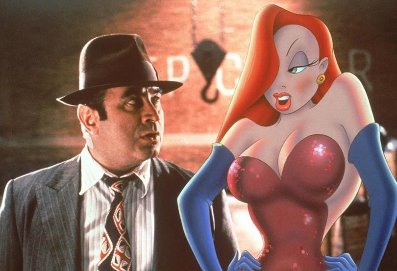"فيلم ""Who Framed Roger Rabbit"" سنة (1988)"