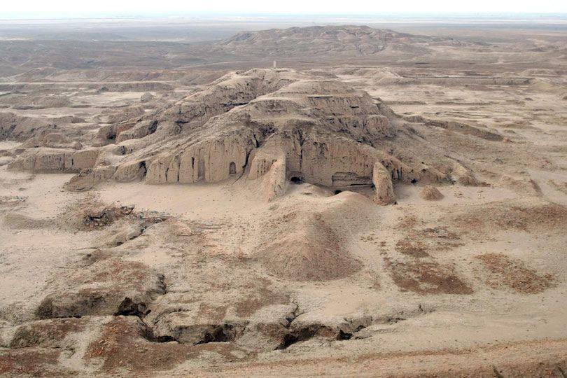 الموقع الأثري لمدينة أوروك