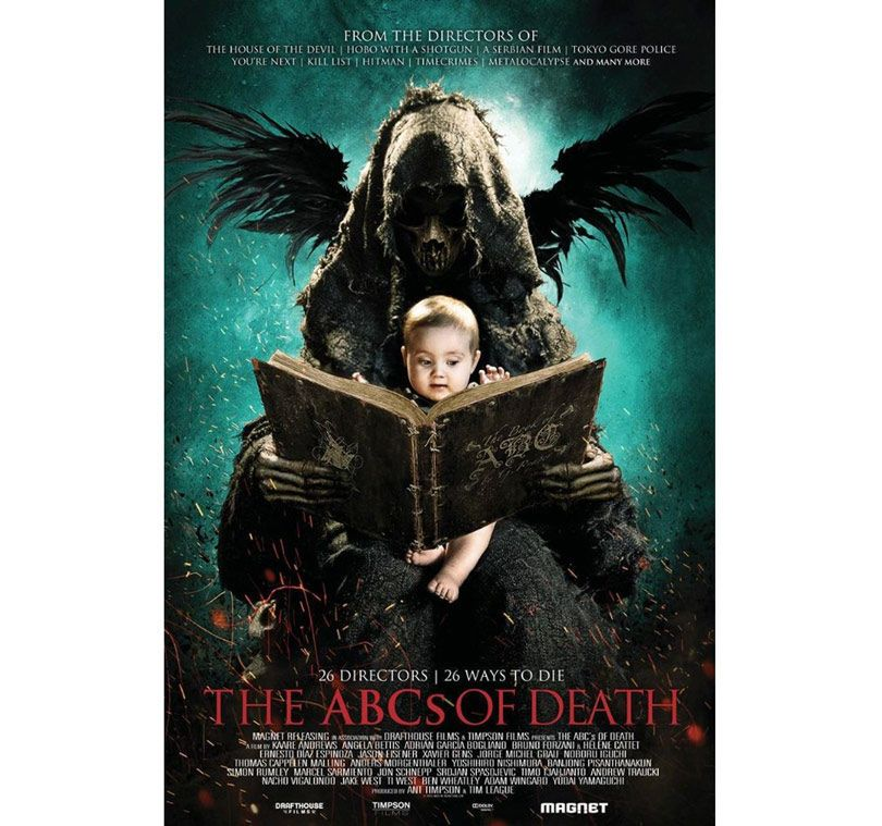 فيلم The ABCs of Death لعام (2012)