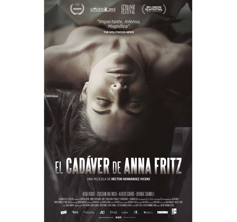 فيلم The Corpse of Anna Fritz لعام (2015)
