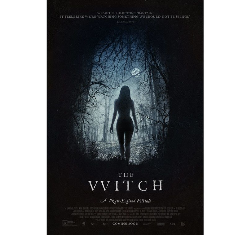 فيلم The Witch لعام (2015)