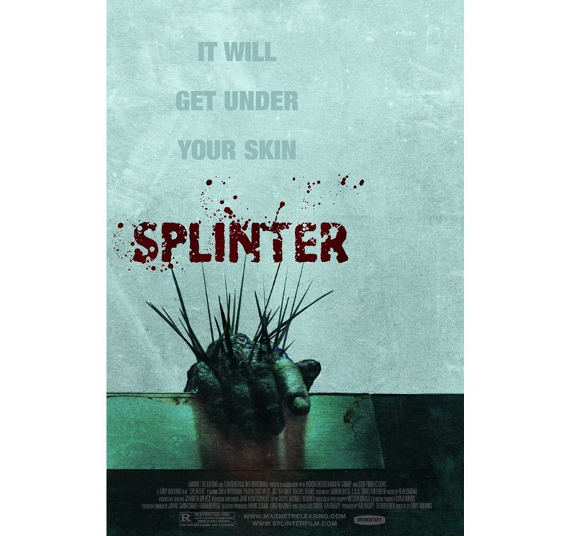 فيلم Splinter لعام (2008)