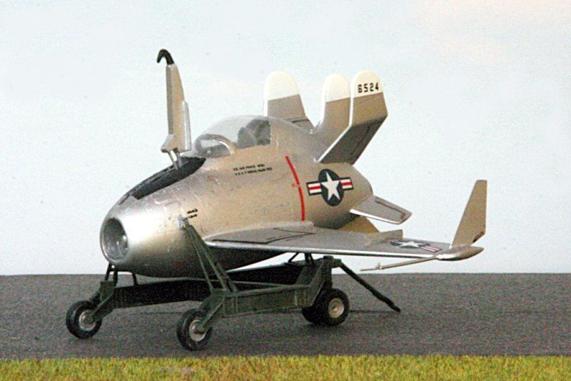 The XF-85 Goblin