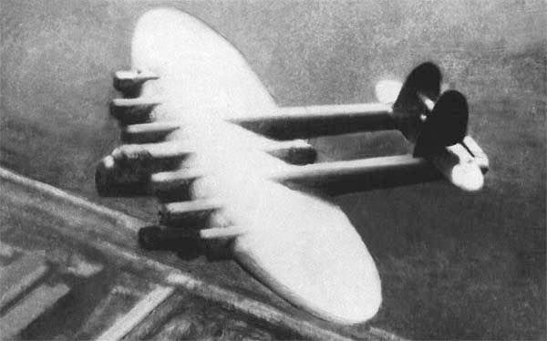 The Konstantin Kalinin K-7