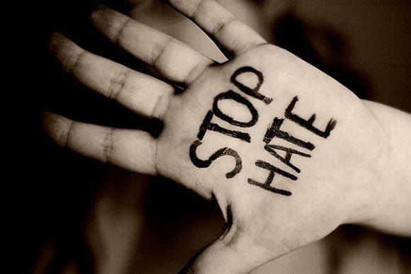 stop hate