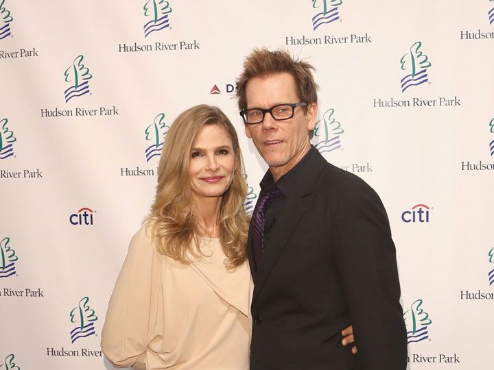 الثنائي Kyra Sedgwick وKevin Bacon