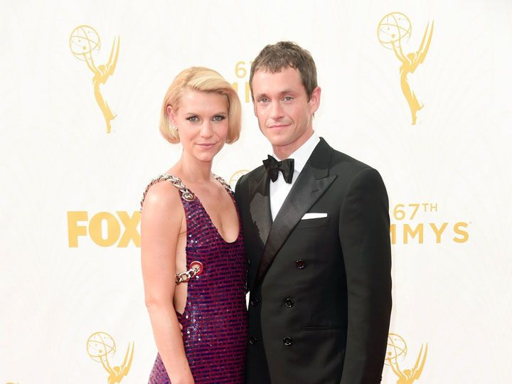 الثنائي Hugh Dancy وClaire Danes