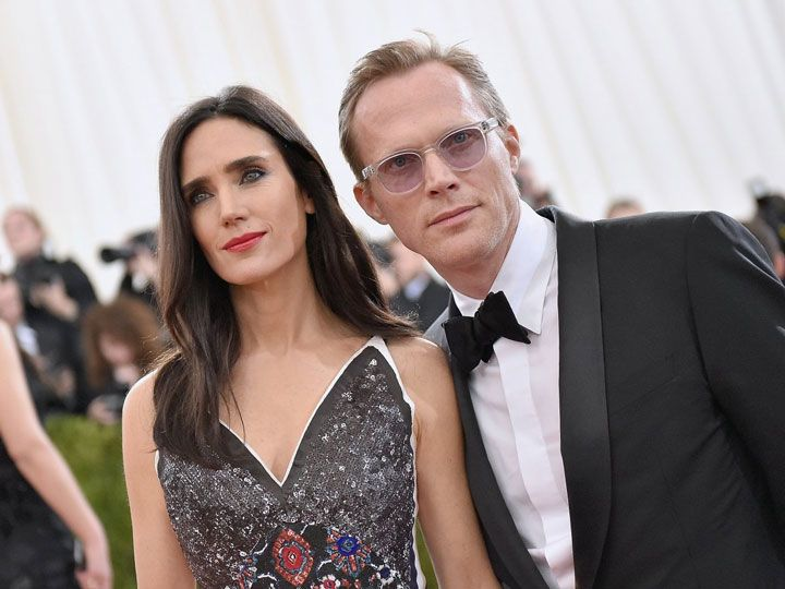 الثنائي Paul Bettany وJennifer Connelly