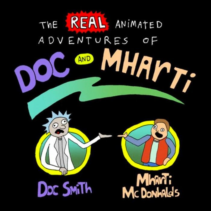 The Real Animated Adventures of Doc and Mharti
