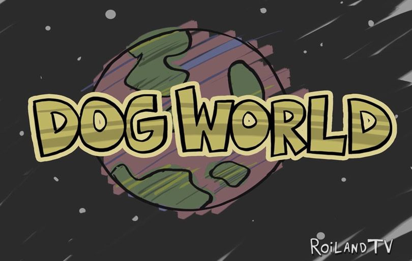 (عالم الكلاب) Dog World