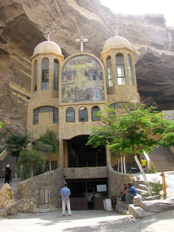كنيسة القديسة (ماري) والقديس (سمعان)