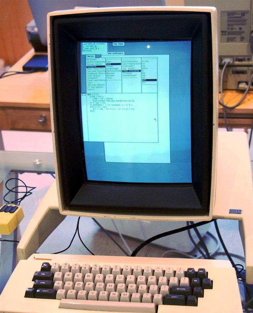 حاسوب Xerox ذو الواجهة الرسومية