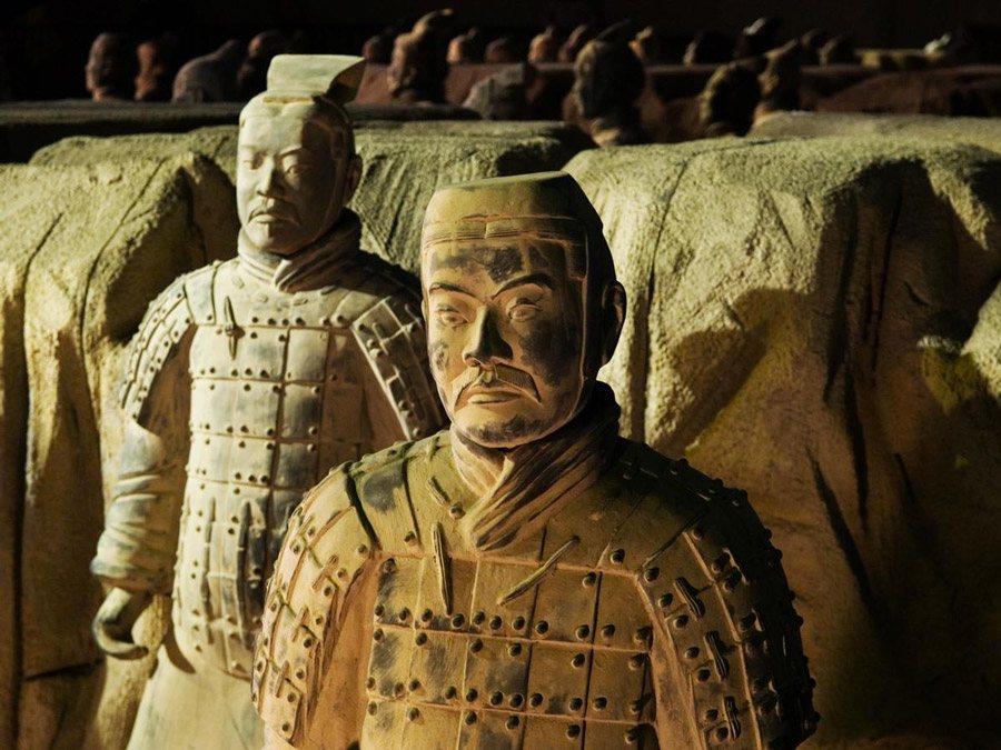 جيش أول أباطرة الصين