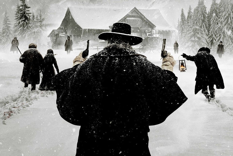 فيلم The Hateful Eight عام 2015