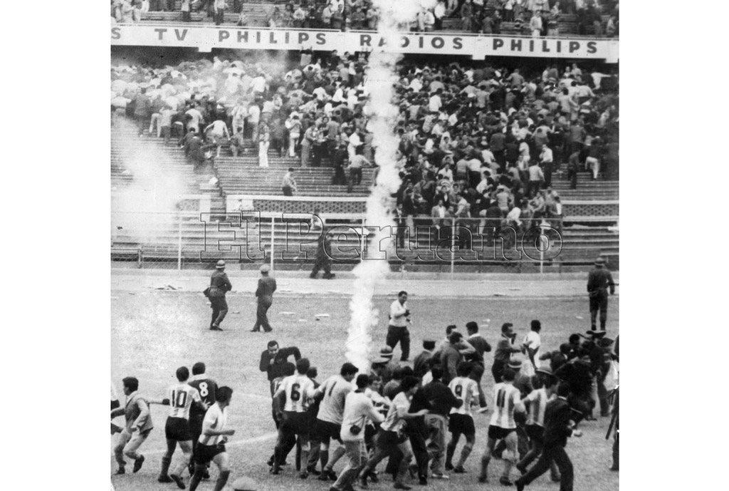 الاستاد الوطني (Estadio Nacional)، ليما، البيرو